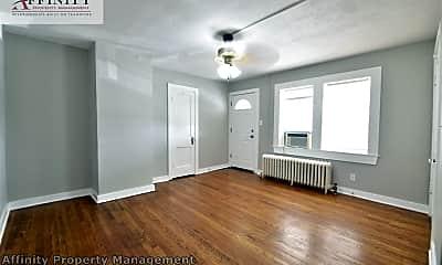 Living Room, 2026 Erie St, 1