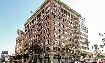 Building, 1645 Vine St 504, 1