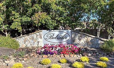 Community Signage, Bel Air Fairway Apartment Homes, 1