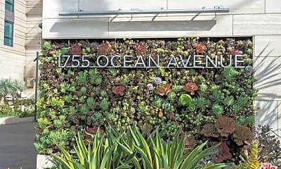 Community Signage, 1755 Ocean Ave 706, 1