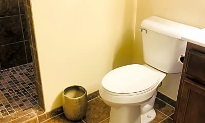 Bathroom, Wilson Heights Apartments, 2