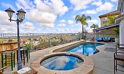 Pool, 33446 Twin Hills Way, 2