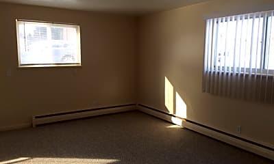 Living Room, Bonesteel Manor, 1