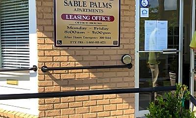 SABLE PALMS, 1