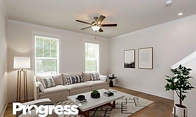 Living Room, 334 Freeland Lane, 1