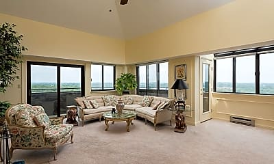 Living Room, 200 Burkhall St 805, 0