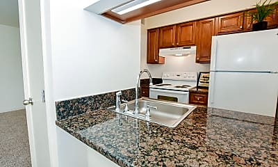 Kitchen, White Water Creek, 1
