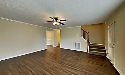 Living Room, 3532 Dorothy Drive, 1