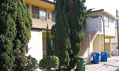Building, 867 Bringham Ave, 0