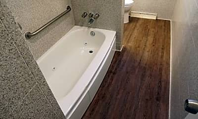 Bathroom, 3320 Forest St., 2