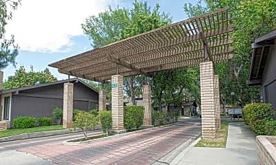 Building, El Rio Apartment Homes, 2
