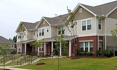Cumberland Manor-Metropolitan Village, 1