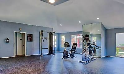 Fitness Weight Room, 400 SW Gordon St, 2