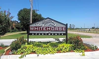 Community Signage, Whitehorse Apartments, 2