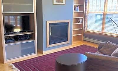 Living Room, 408 N 1st St 702, 1