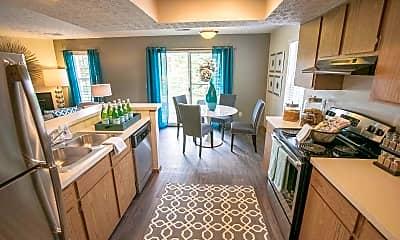 Kitchen, Perimeter Lakes Apartments, 0