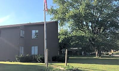 Towne Terrace Apartments, 1
