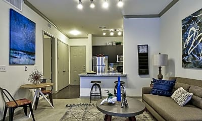 Living Room, The Standard at CityLine, 1