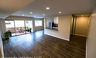 Living Room, 7244 Hillside Ave, 1