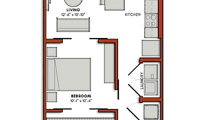 Kitchen, 5010 Illinois Ave, 1