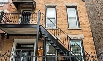 Building, 1033 N Hermitage Ave, 1