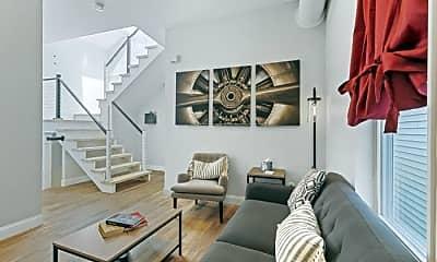 Living Room, 116 Bennington St, 0