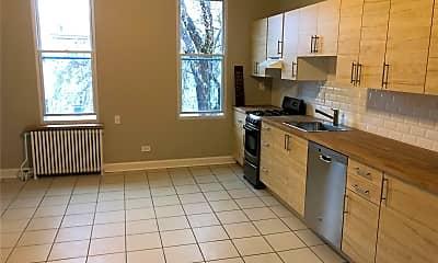 Kitchen, 18-14 Cornelia St 2FL, 1