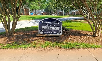 Greenville Arms Apartments, 1