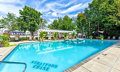 Pool, Stratford Chase, 0
