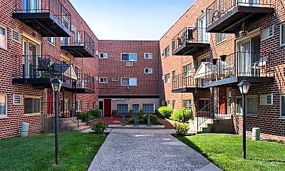 Building, Ridley Park Court Apartments, 0