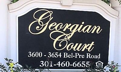 Georgian Court, 1