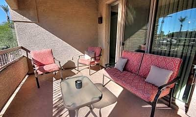 Patio / Deck, 14815 N Fountain Hills Blvd 207, 2