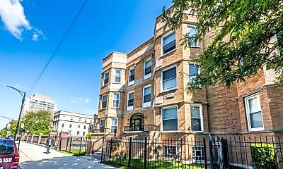 Building, 1030 E 47th St, 1