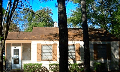 Building, 1419 Gillespie Ave, 2