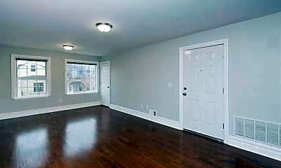 Bedroom, 28 Van Cleef St 1, 1