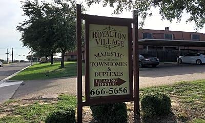 Royalton Village, 1
