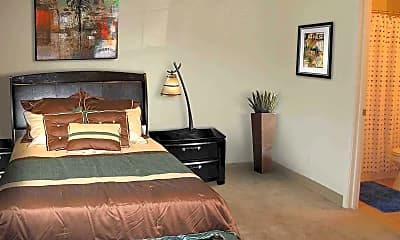 Bedroom, Liberty Place, 2