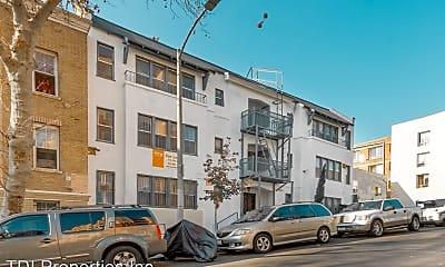 Building, 503 S Union Ave, 1