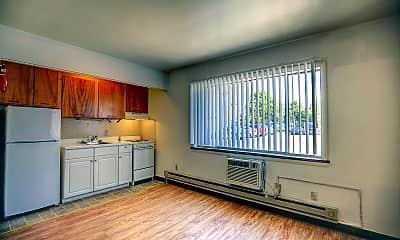 Living Room, 205 E Healey St, 1