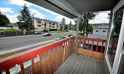 Patio / Deck, 8705 N Colton St, 2