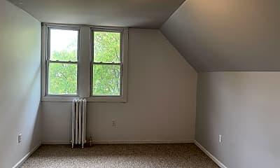 Bedroom, 1617 Vine St, 2