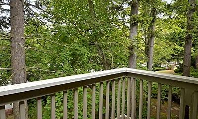 Patio / Deck, Fairhaven Park Apartments, 2