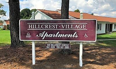Hillcrest Village Apartments, 1