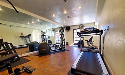 Fitness Weight Room, 9413 Winter Gardens Blvd, 2