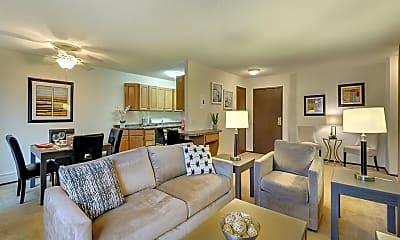 Living Room, Lou Park, 1