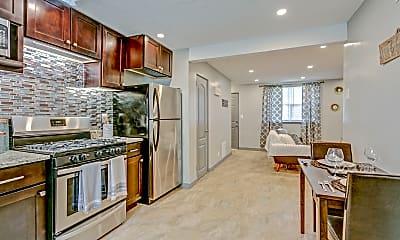 Kitchen, Jubilee Estates, 0