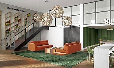 Living Room, 254 Orange St, 1