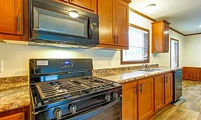 Kitchen, Swartz Creek, 1