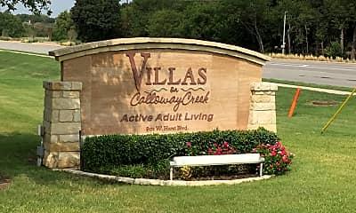 Villas On Calloway Creek Apartments, 1