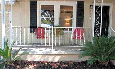 Patio / Deck, 1206 Arcadia Ave, 1
